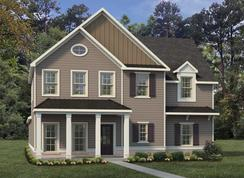 The Nandina II - Brush Arbor: McDonough, Georgia - Knight Homes