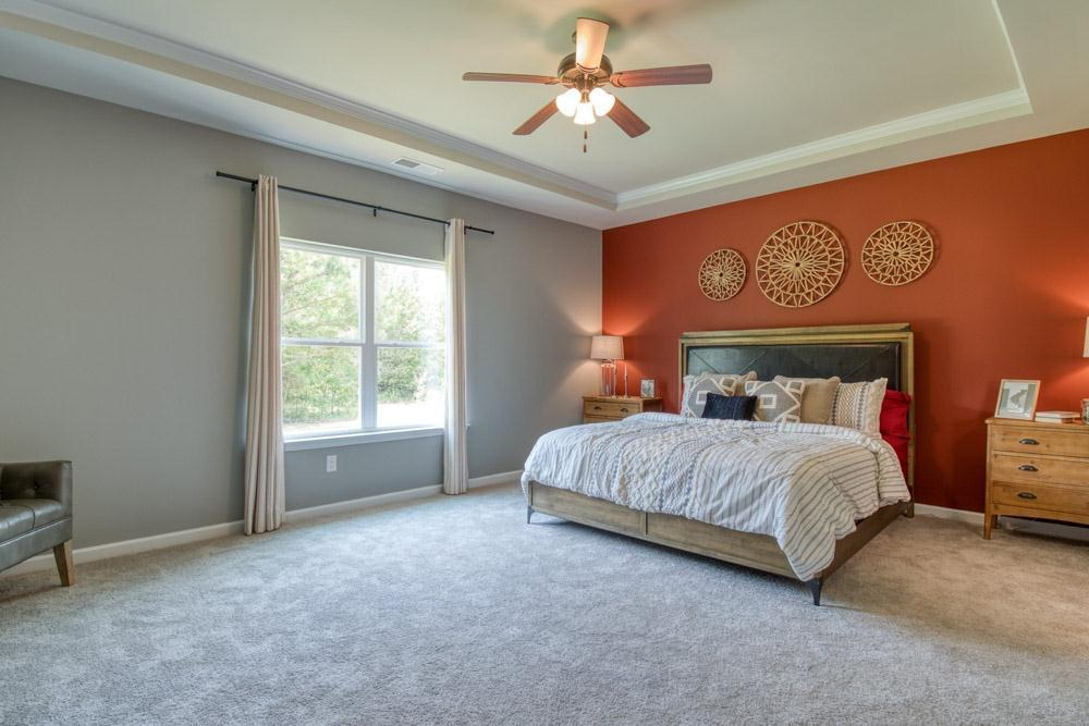 Bedroom featured in The Azalea By Knight Homes in Atlanta, GA