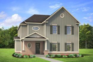 The Willow II - Brush Arbor: McDonough, Georgia - Knight Homes