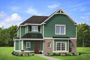 The Willow III - Brush Arbor: McDonough, Georgia - Knight Homes