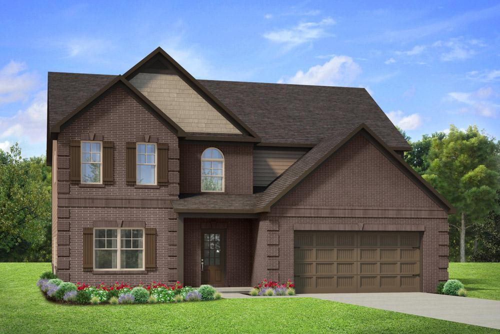 The Westin Home Plan By Knight Homes In Madison Square