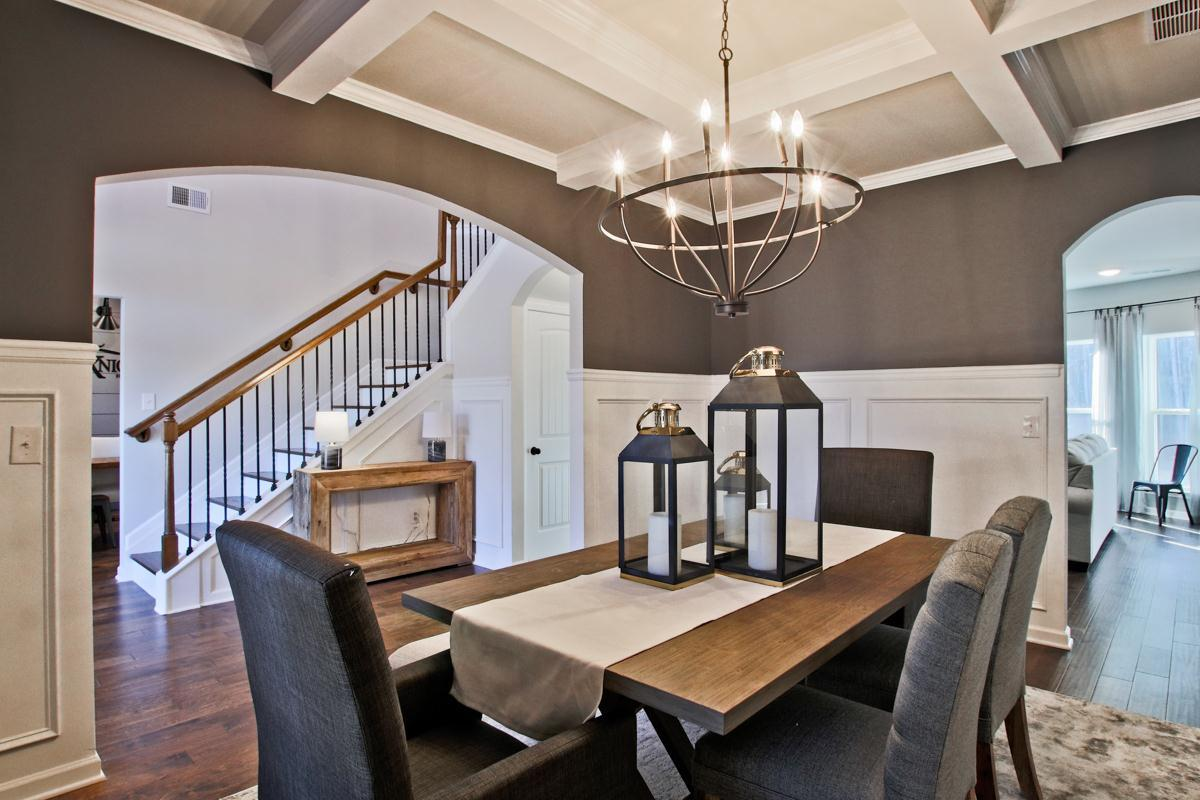 Living Area featured in The Perkins By Knight Homes in Atlanta, GA