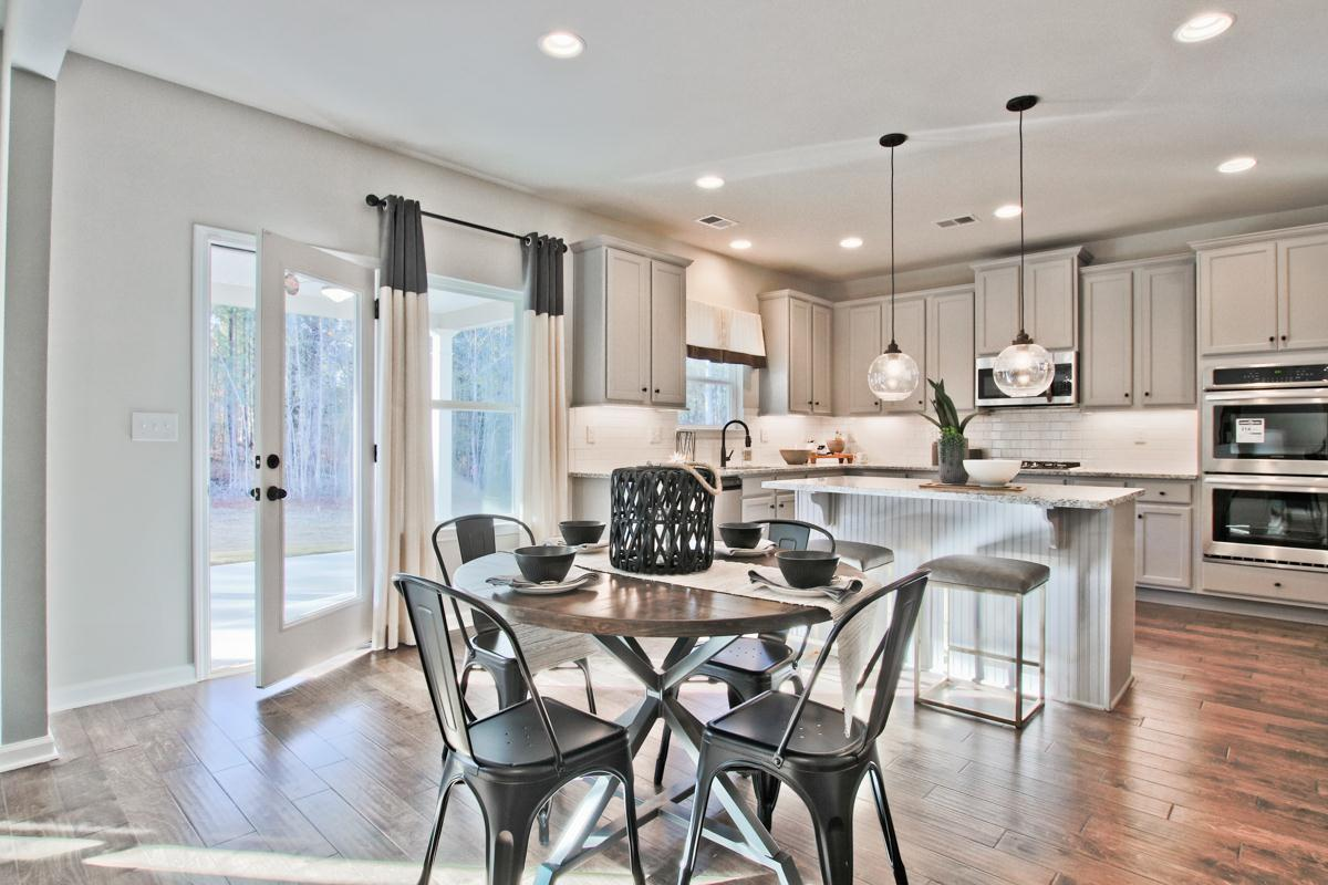 Kitchen featured in The Perkins By Knight Homes in Atlanta, GA