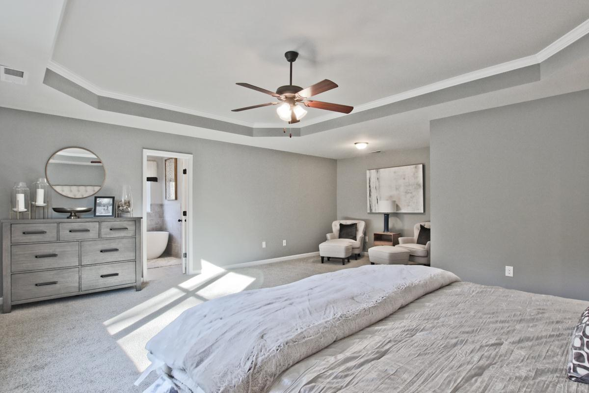 Bedroom featured in The Perkins By Knight Homes in Atlanta, GA