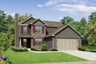 The Patriot 4BR - Village at Waterford: Opelika, Alabama - Knight Homes