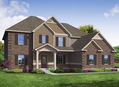 The Perkins - Everton: McDonough, Georgia - Knight Homes