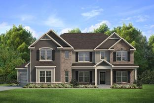 The Adele (previously know as the Augusta) - Peppertree: Newnan, Georgia - Knight Homes