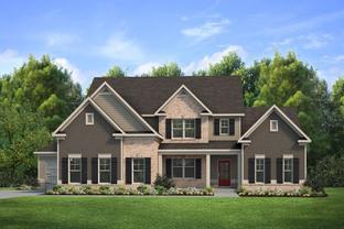 The Emerson II - Peppertree: Newnan, Georgia - Knight Homes