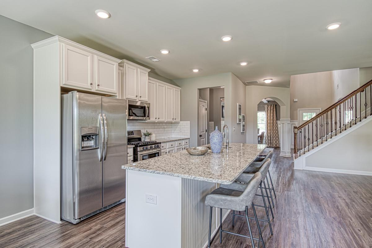 Kitchen featured in The Roosevelt II By Knight Homes in Atlanta, GA