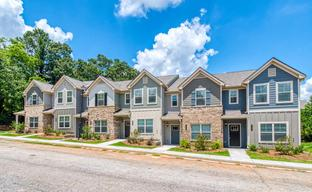 Villages Of East Point by Knight Homes in Atlanta Georgia