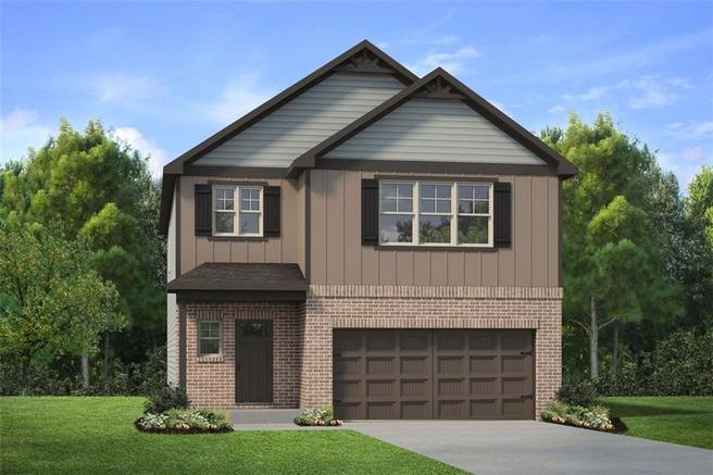 2606 BRITTANY LANE (The Zoey II)