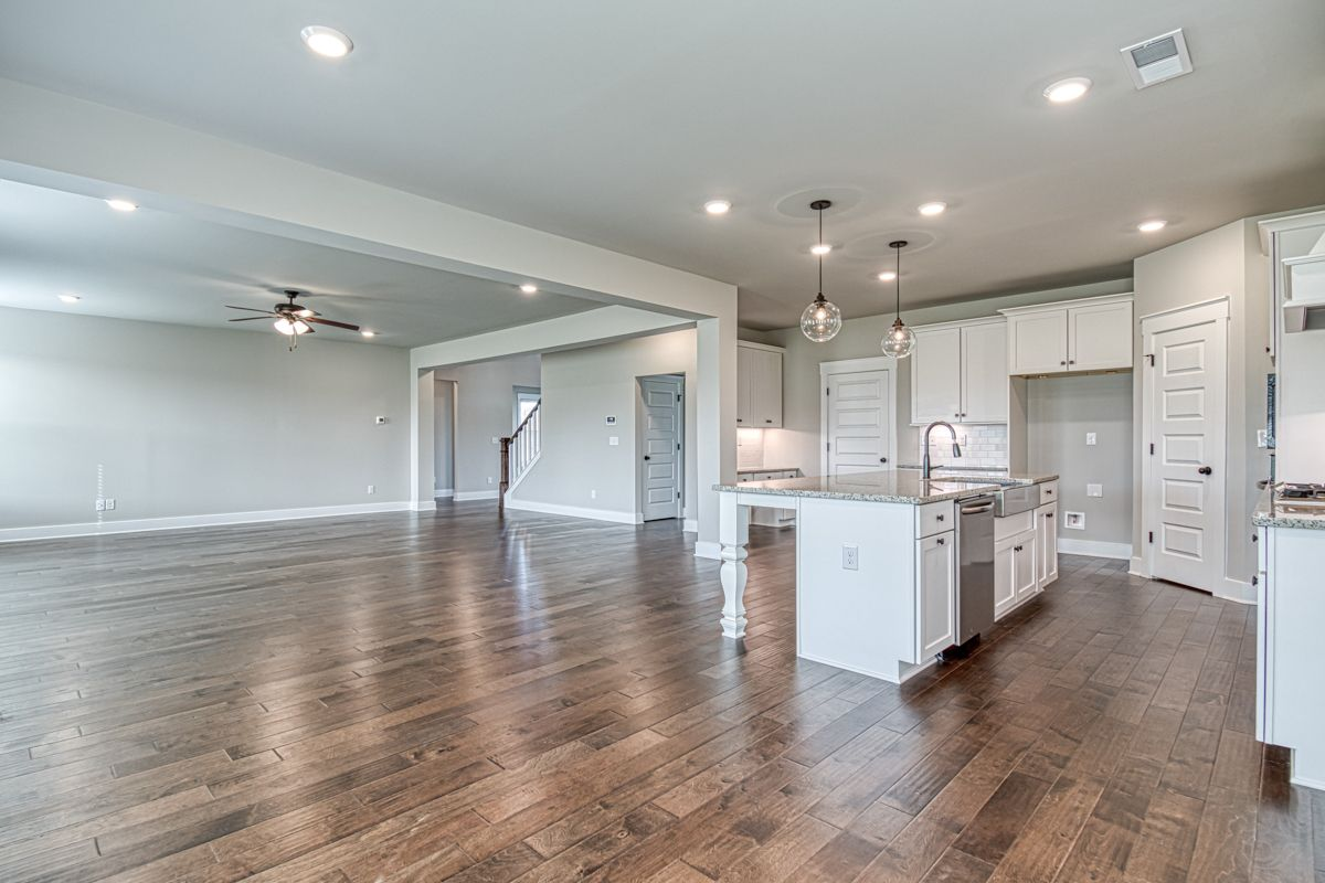Kitchen featured in The Adele (previously know as the Augusta) By Knight Homes in Atlanta, GA
