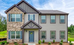 Village at Waterford by Knight Homes in Auburn-Opelika Alabama