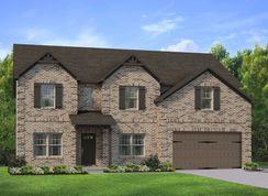 The Bristol II - Wyncreek Estates: Atlanta, Georgia - Knight Homes