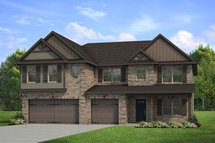 The Rosemary II - Wyncreek Estates: Atlanta, Georgia - Knight Homes