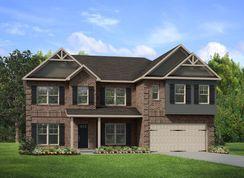 The McKinley - Wyncreek Estates: Atlanta, Georgia - Knight Homes