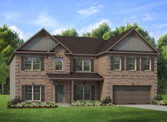 The Coventry - Wyncreek Estates: Atlanta, Georgia - Knight Homes