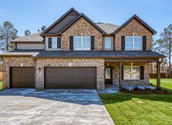 The Abigail I - Camp Creek Village: Atlanta, Georgia - Knight Homes