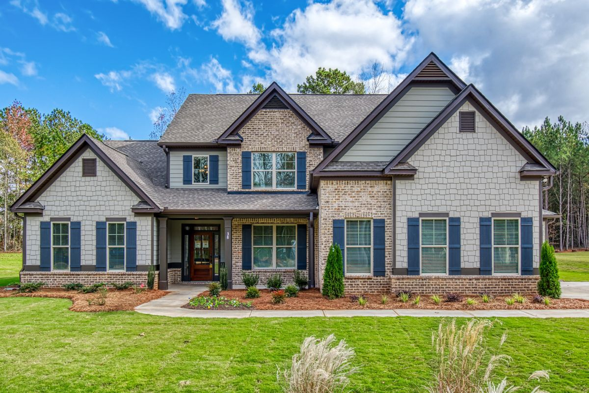 'Peppertree' by Knight Homes in Atlanta