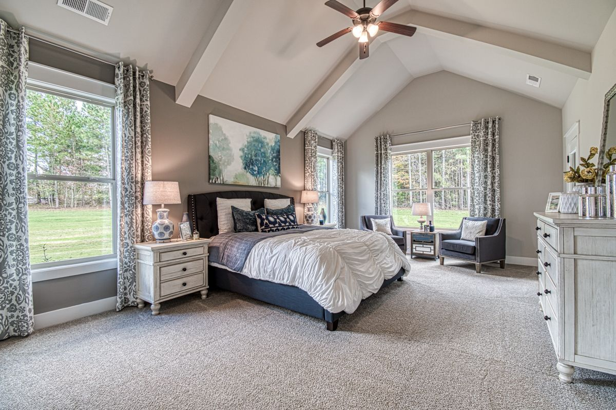 Bedroom featured in The Emerson II By Knight Homes in Atlanta, GA