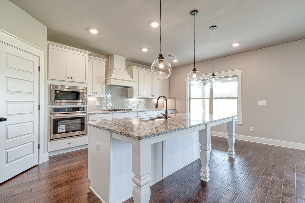 Kitchen featured in The Margaret By Knight Homes in Atlanta, GA