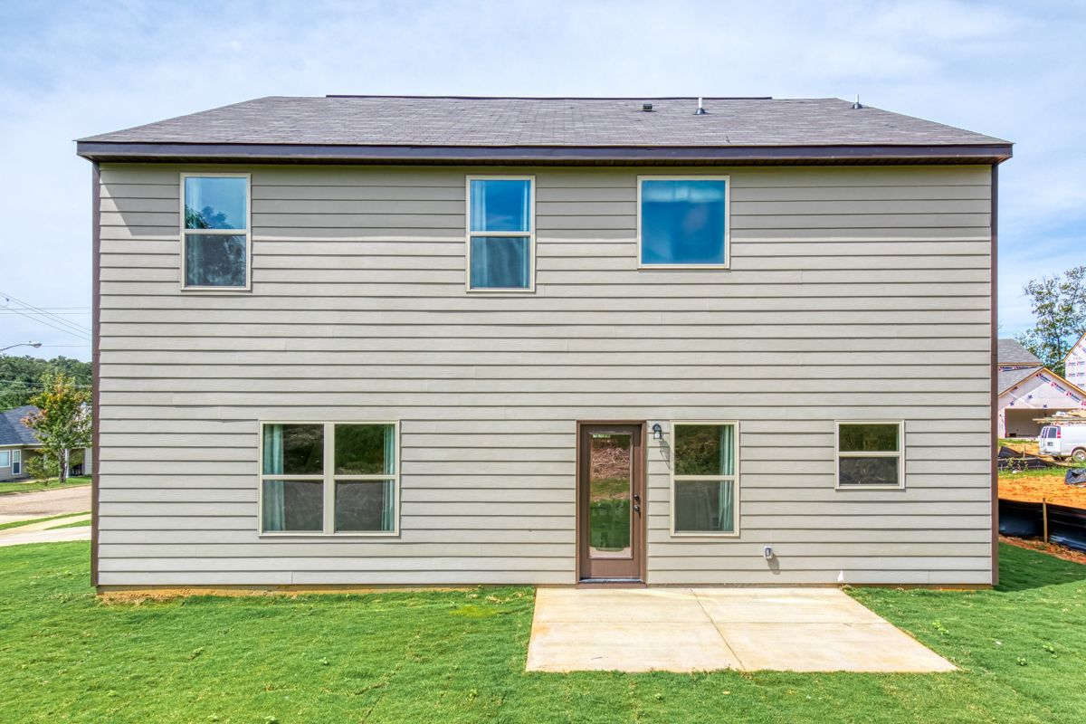 Exterior featured in The Horizon By Knight Homes in Auburn-Opelika, AL