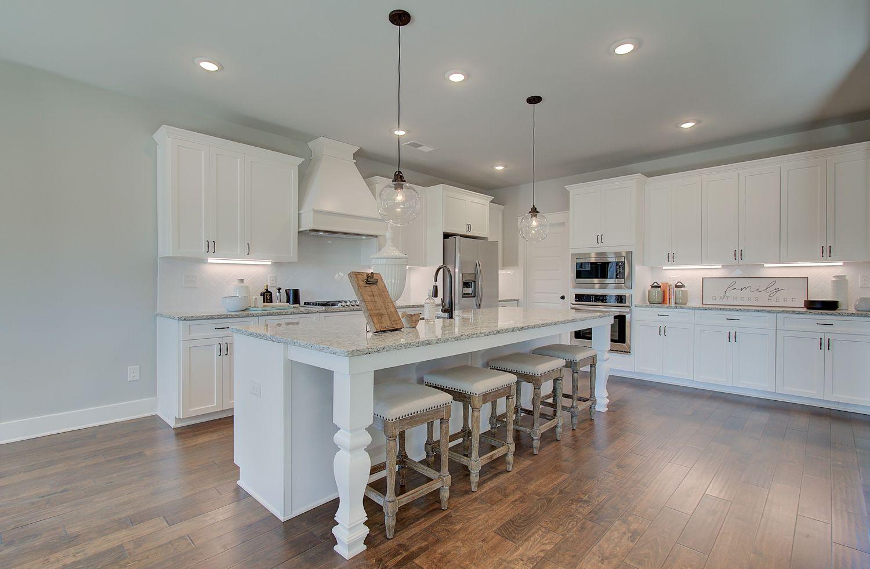 Kitchen featured in The Azalea By Knight Homes in Atlanta, GA