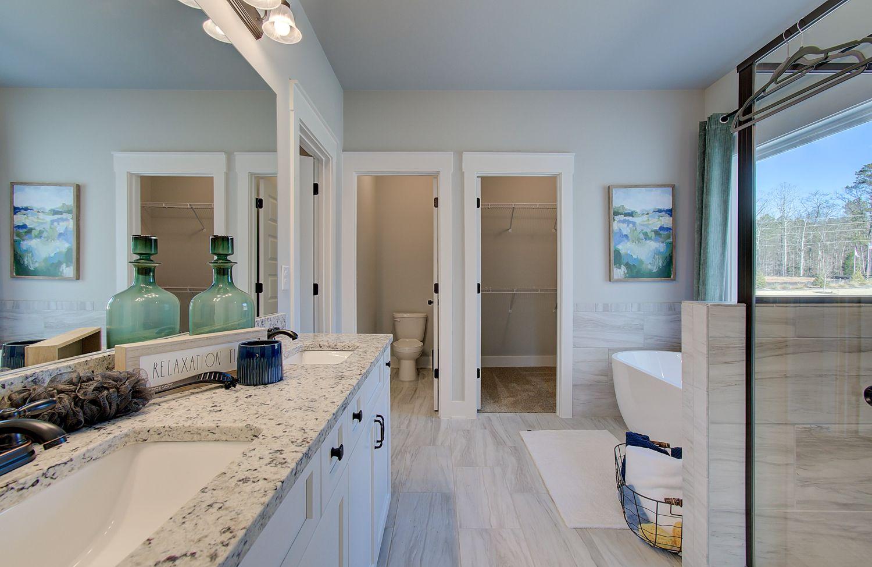 Bathroom featured in The Azalea By Knight Homes in Atlanta, GA