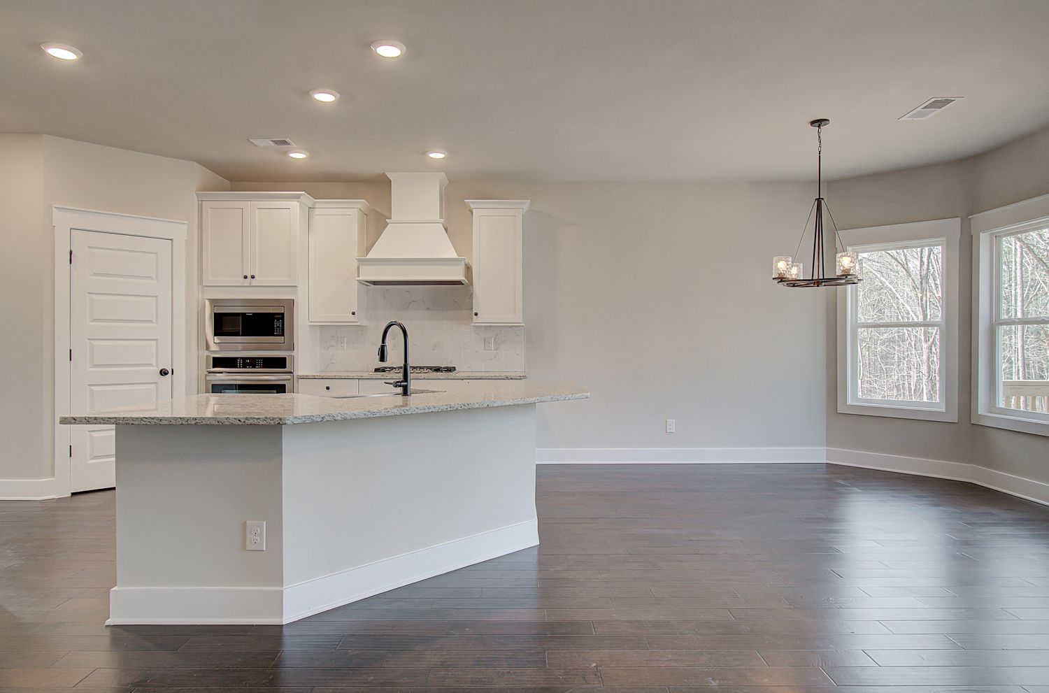 Kitchen featured in The Chatham By Knight Homes in Atlanta, GA
