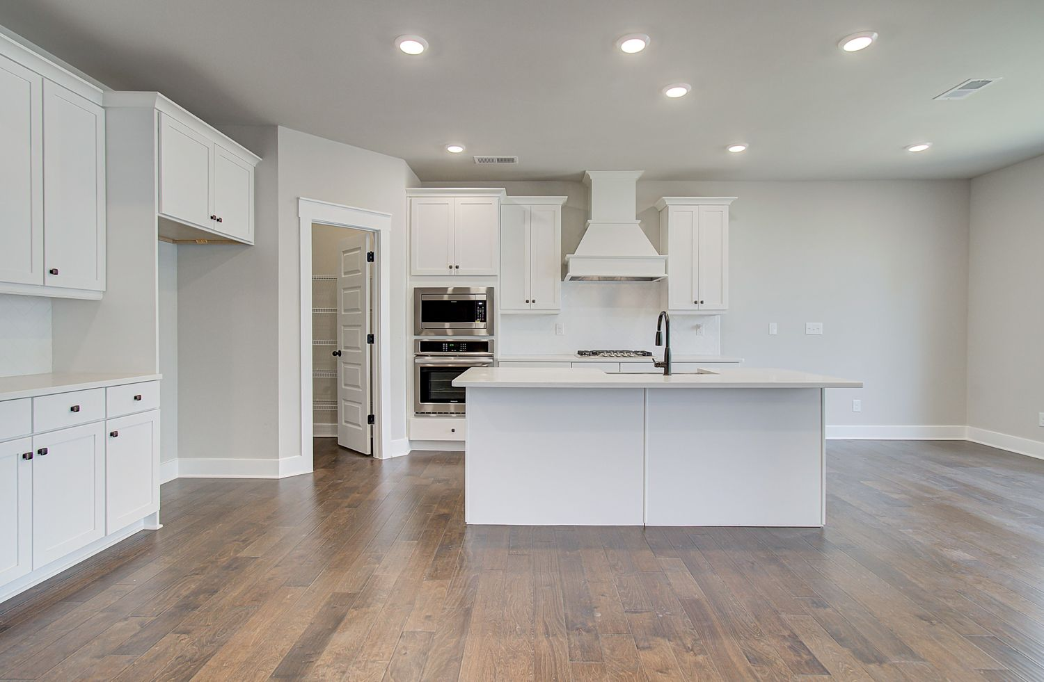 Kitchen featured in The Lauren By Knight Homes in Atlanta, GA