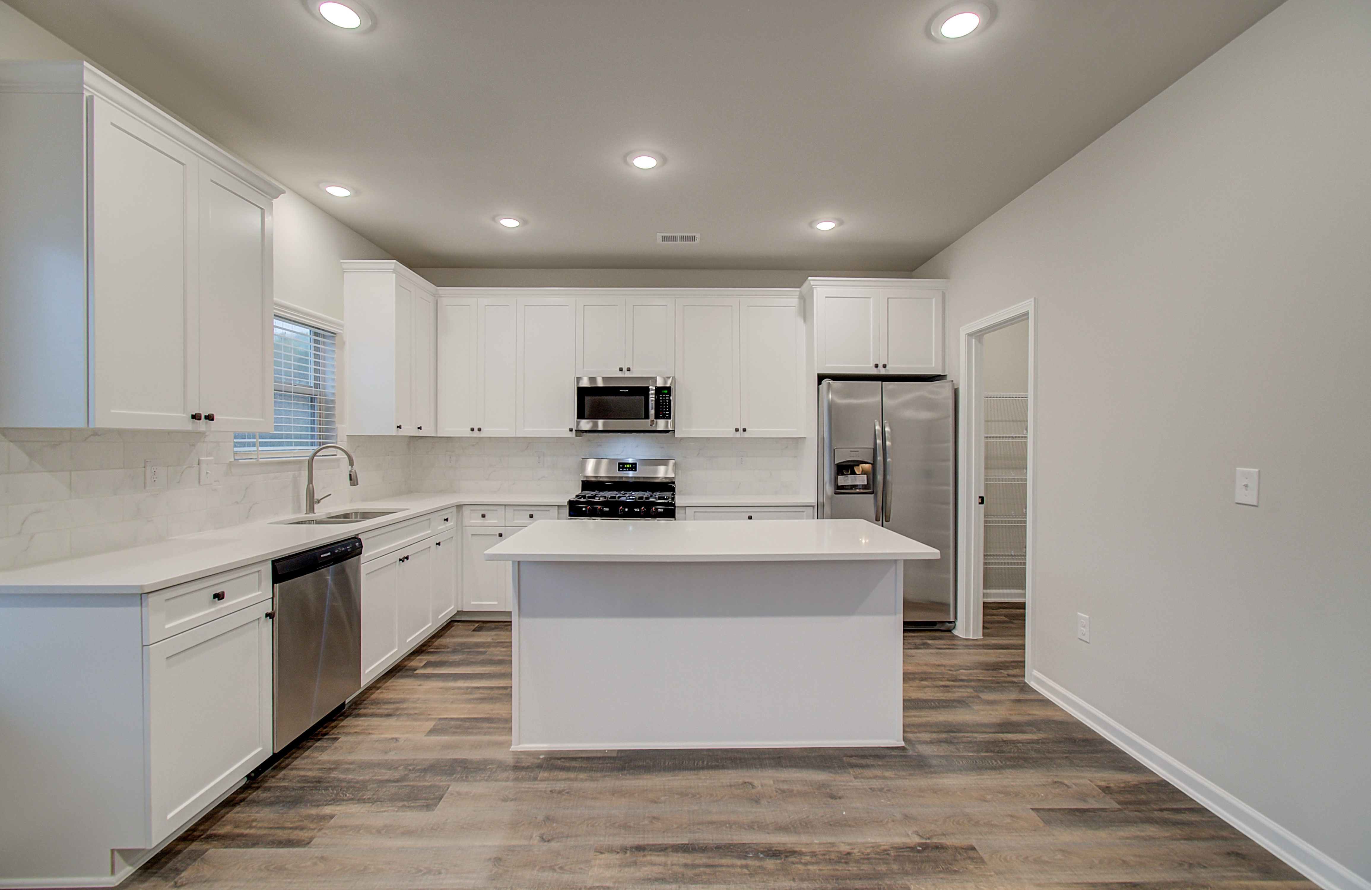 Kitchen featured in The Horizon By Knight Homes in Atlanta, GA