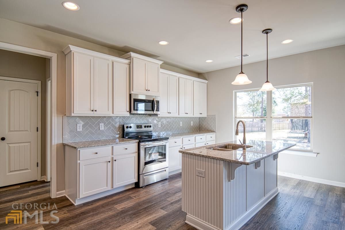 Kitchen featured in The Abigail I By Knight Homes in Macon, GA