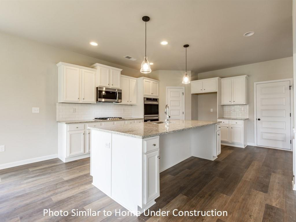 Kitchen featured in The McKinley By Knight Homes in Auburn-Opelika, AL