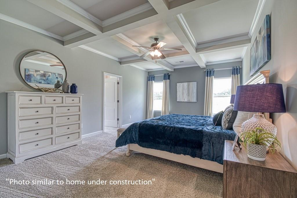 Bedroom featured in the Plan not known By Knight Homes in Auburn-Opelika, AL