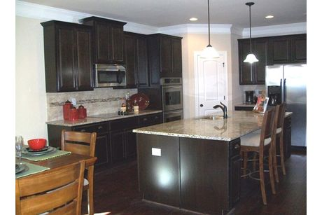 Kitchen-in-The Coventry-at-Crystal Lake-in-Hampton
