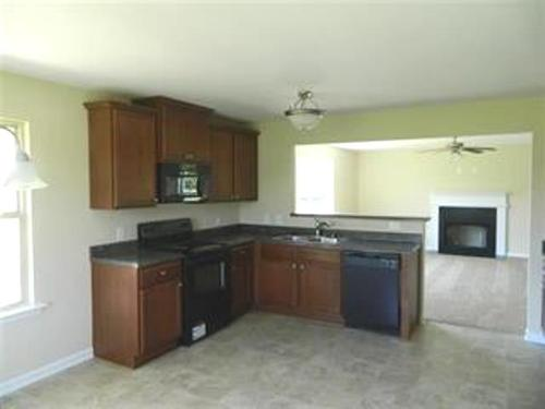 Kitchen-in-The Liberty-at-Amelia Place-in-Byron