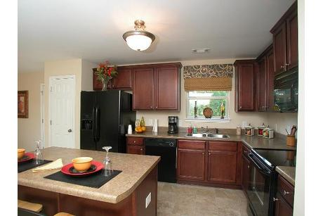 Kitchen-in-The Patriot-at-Hawk's Nest-in-Kathleen