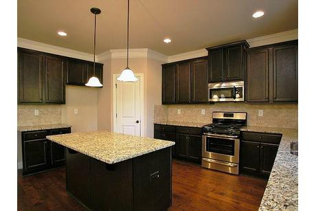 Kitchen-in-The Perkins-at-Crystal Lake-in-Hampton