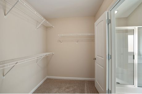Closet-in-The Hamilton II-at-Amelia Place-in-Byron