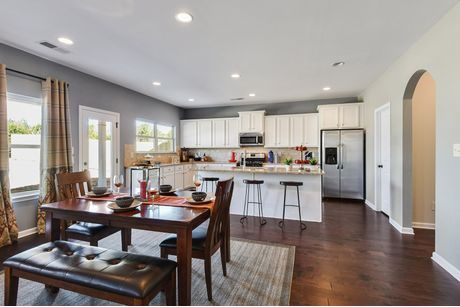 Kitchen-in-The Isabella I-at-Bridle Creek-in-Locust Grove