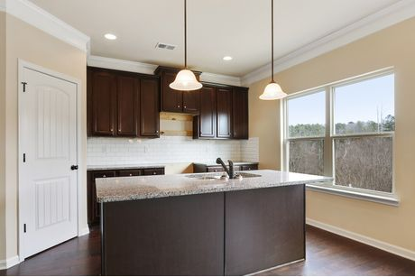 Kitchen-in-The Kendall I-at-Longbridge-in-Perry
