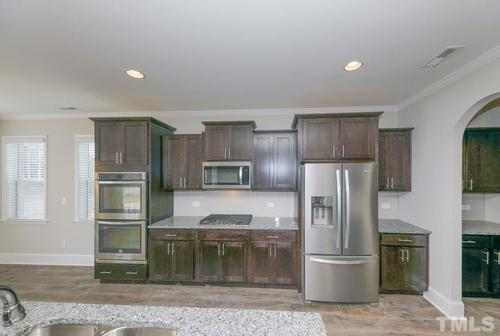 Kitchen-in-The Brooks-at-Knightdale Station-in-Knightdale