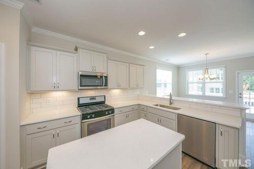 Kitchen-in-The Potter-at-Knightdale Station-in-Knightdale