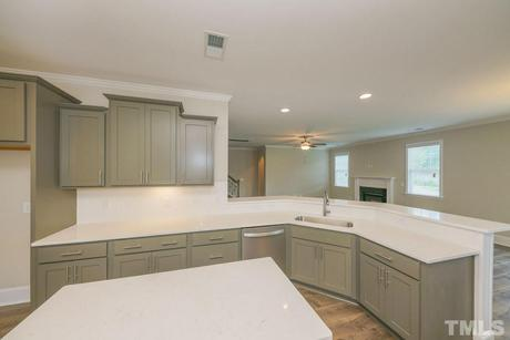 Kitchen-in-The Clark-at-Knightdale Station-in-Knightdale
