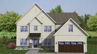 Roanoke II - Derby Farms: Charlotte, North Carolina - Knotts Builders