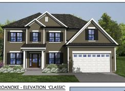 Roanoke MG - Mountain Glen: Charlotte, North Carolina - Knotts Builders