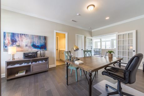 Greatroom-and-Dining-in-Harvard-at-Knotts Builders – Brookline-in-Charlotte