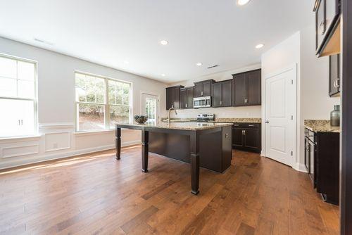 Kitchen-in-Newbury-at-Knotts Builders – Brookline-in-Charlotte