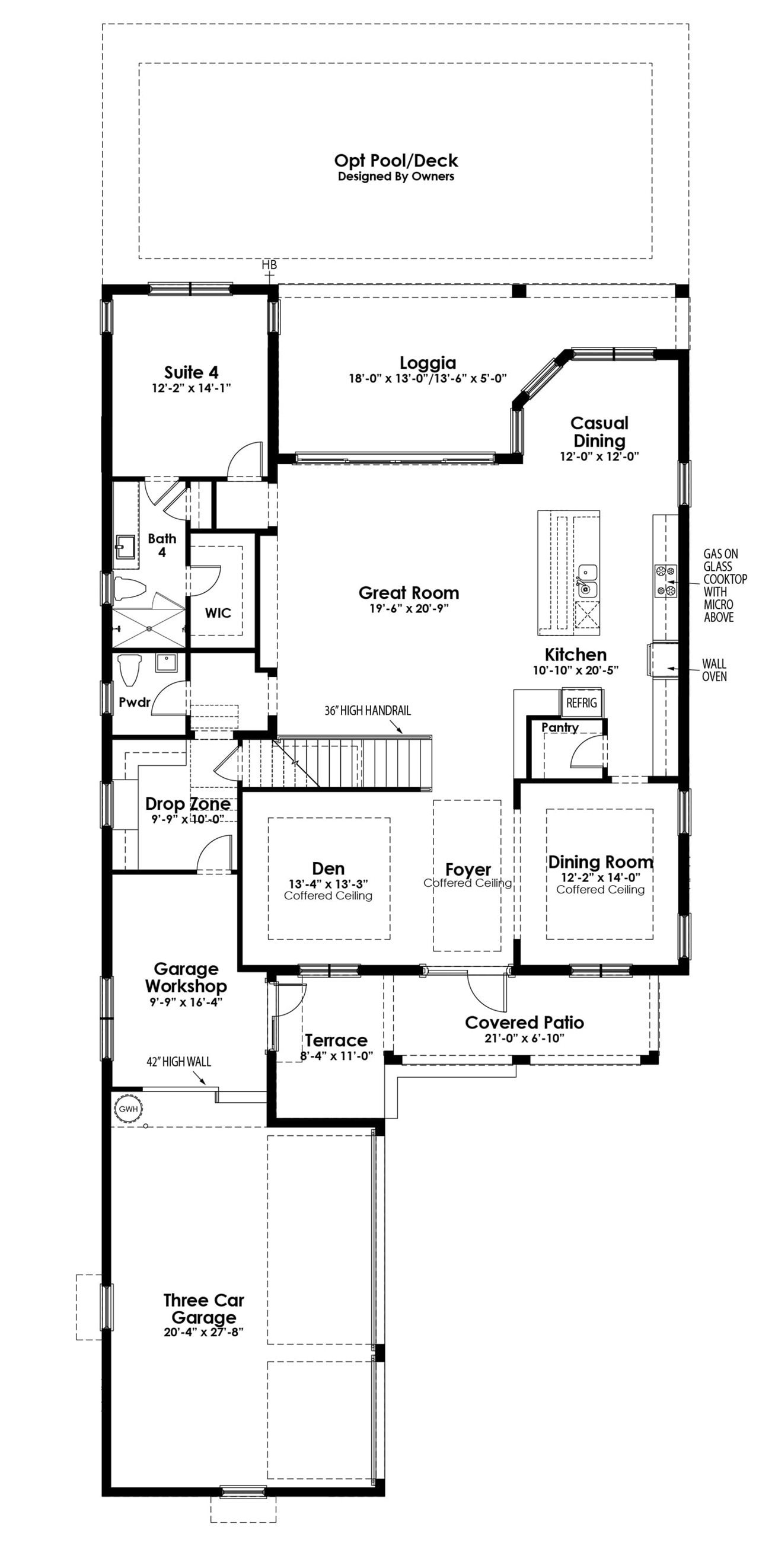 Plymouth Plan At Alton In Palm Beach Gardens Fl By Kolter Homes