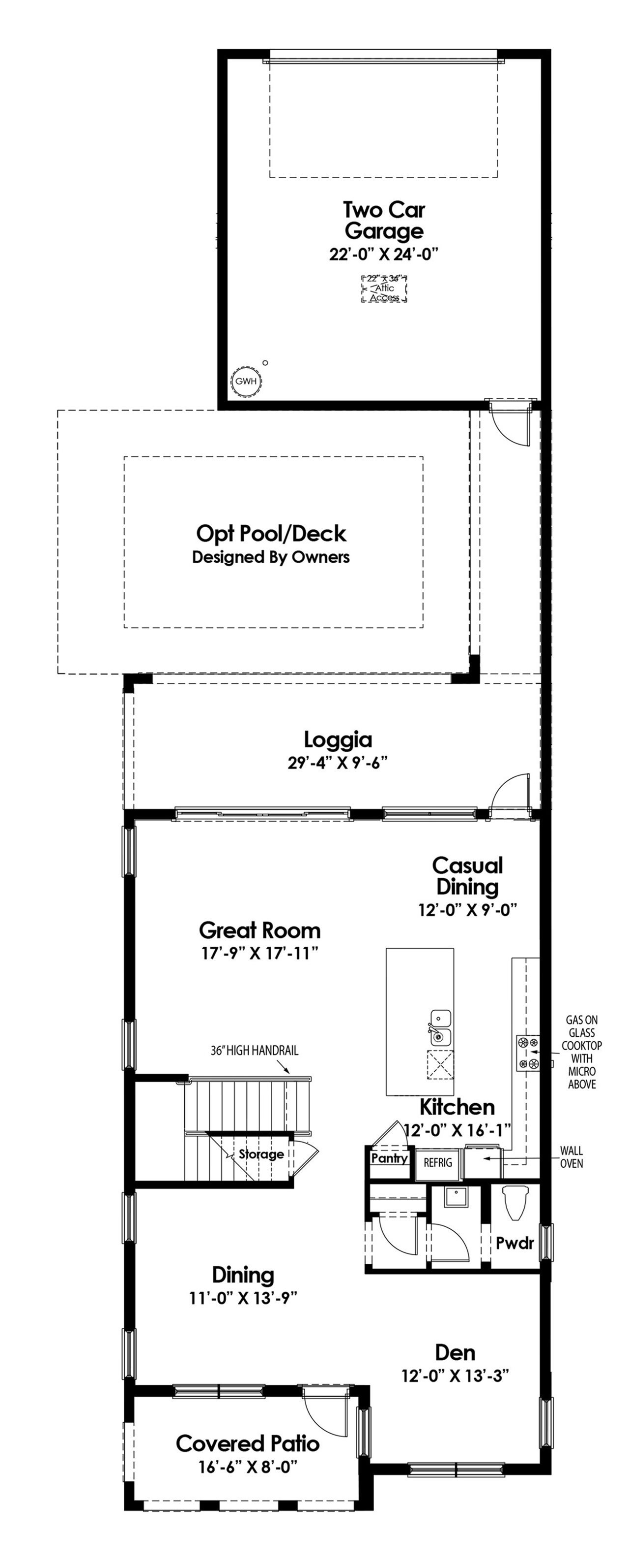 45347698 200807 - Alton Palm Beach Gardens Floor Plans